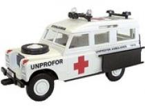 Auto Land Rover UN AMBULANCE