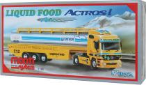 Mercedes Actros LIQUID FOOD