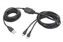 TRUST GXT 222 Duo Charge & Play Cable pro PS4