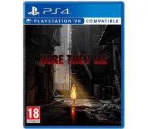 Here They Lie VR (PS4 VR)