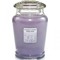Yankee Candle - Silver Lavender 340 g