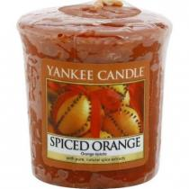 Yankee candles Yankee vosk Votiv Spiced Orange