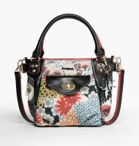 Desigual Mcbee Mini Japan Fresh Negro