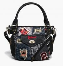 Desigual Mcbee Mini Norway Negro