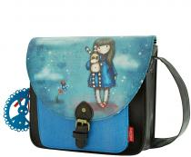 Santoro - Gorjuss Small Satchel - Hush Little Bunny