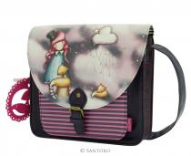 Santoro - Gorjuss Small Satchel - The Dreamer