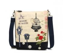 Vendula London Songbird Crossbody Bag
