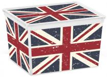 Kis C-box Union Jack Cube 27 l