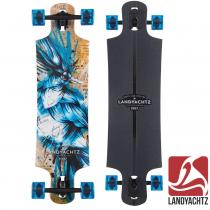 Landyachtz MAPLE HAMMER BLUE JAY 36,5""