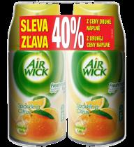 AIRWICK Aut.Spray náplň DUO Citrus 2x 250 ml