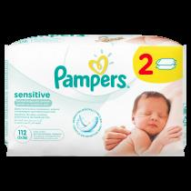 PAMPERS Sensitive 56 ks
