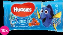 HUGGIES® N'Care Disney 56ks Dory