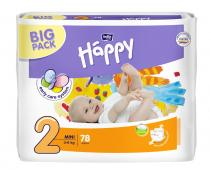 BELLA HAPPY Mini Big Pack 78ks