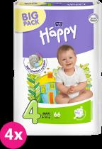 4x BELLA HAPPY Maxi Big Pack