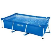 INTEX 28271 Rectangular Frame Pool 2,6 x 1,6 x 0,65 m