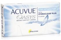 Johnson & Johnson Acuvue Oasys for Astigmatism 6ks