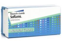 Bausch & Lomb SofLens Natural Colors 2ks - nedioptrické