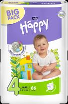 BELLA HAPPY Maxi Big Pack (8-18kg) 66ks