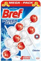 BREF Power Aktiv Chlorine WC blok (3x50 g)