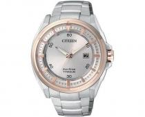 Citizen Eco-Drive Super Titanium AW1404-51A