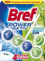 BREF Power Aktiv Pine WC blok 50 g
