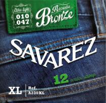 SAVAREZ ACOUSTIC BRONZE 12-ti str. 010