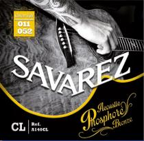 SAVAREZ ACOUSTIC PHOSPHOR-BRONZE 011