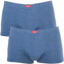S.Oliver 2PACK  Medium Blue