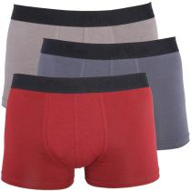 S.Oliver 3PACK  Red Grey Khaki