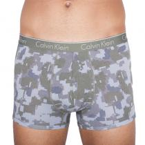 Calvin Klein  CK One Cotton Trunk Green Camo