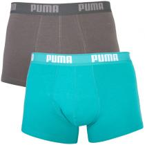 Puma 2PACK Columbia Green Short