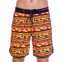 69SLAM Boardshort Medium Savana Orange