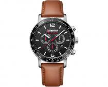 Wenger Roadster Black Night Chrono 01.1843.104