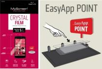 MY SCREEN PROTECTOR EASY APP POINT SERVIS PACK 5 ks OCHRANNÝCH FÓLIÍ NA DISPLEJ CRYSTAL HUAWEI ASCEND Y550