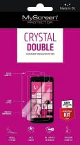 MY SCREEN PROTECTOR CRYSTAL DOUBLE EASY APP KIT LG OPTIMUS L40