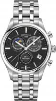 Certina C033.450.11.051.00 DS-8 Chronograph Moon Phase