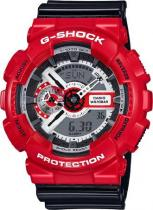 Casio GA 110RD-4A G-SHOCK
