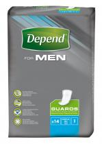 Kimberly Clark Depend for men 2