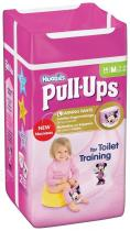 HUGGIES Pull Ups Medium Girls 14ks