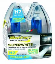 Bottari SUPER WHITE H7 55W 2ks