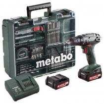 Metabo BS 14.4 Set MD x,0Ah