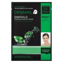 DERMAL Korea Advanced Emerald Healing Essence Mask