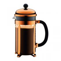 Bodum French press Chambord 1000ml měď