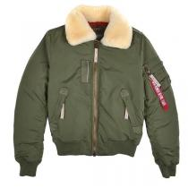 Alpha Industries Injector III Bomber Bunda