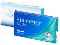 Air Optix Aqua 6 čoček