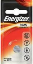 Energizer CR1025 1 ks (blistr)