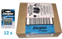 Energizer Ultimate LITHIUM FR6 AA 48ks