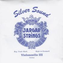 JARGAR Silver sound C-Ag Struna na cello