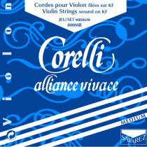 CORELLI ALLIANCE 800MB Houslové struny - sada