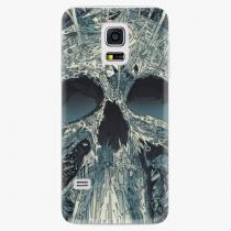 Samsung - Abstract Skull - Galaxy S5 Mini